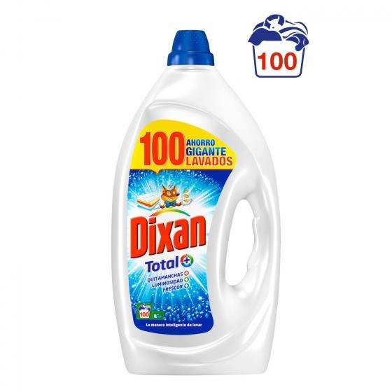 2x1 Dixan 100 lavados (Devolución Cheque ahorro)