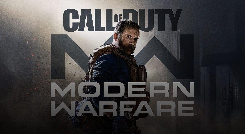Call of duty: Modern Warfare PC