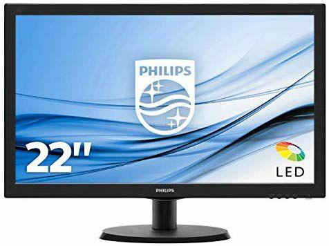 "Monitor de 21.5"" Full HD, 5 ms por 59,90 €"