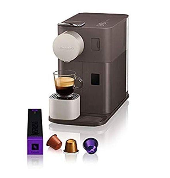 Nespresso EN500BW De'Longhi Lattissims One (Marrón)