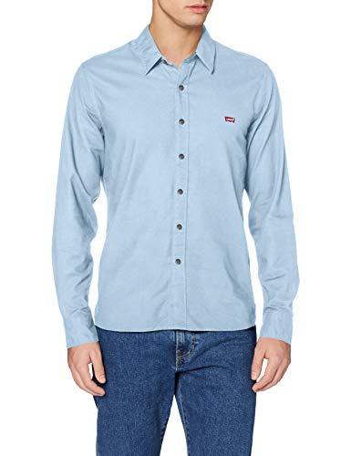 Levi's LS Battery Hm Shirt Camisa para Hombre en 3 colores.