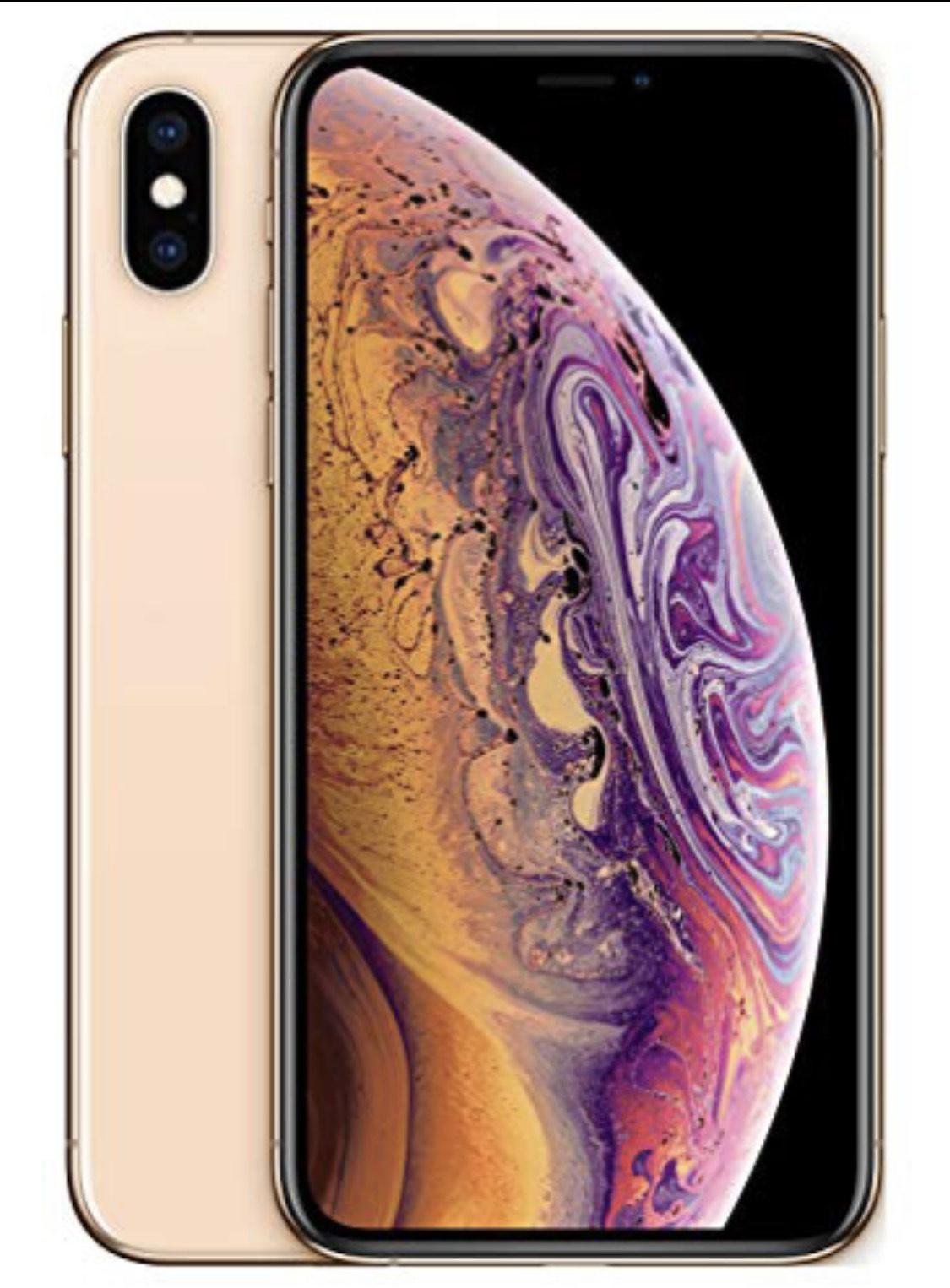 Apple iPhone XS (64GB) - Oro