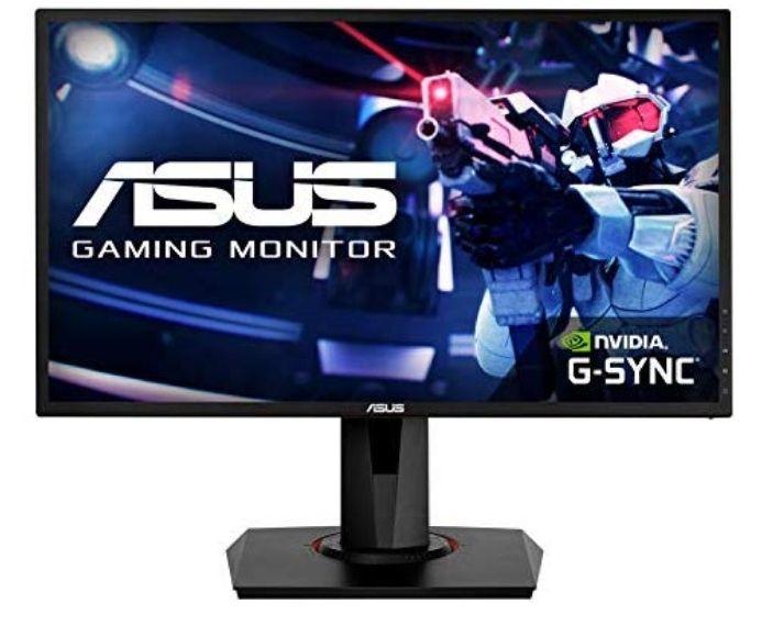 "Asus VG248QG 24,5"" FULL HD 0,5ms 165Hz FreeSync/G-Sync compatible [Muy bueno]"