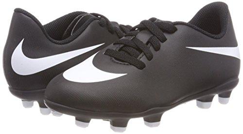 TALLA 28.5 - Nike JR Bravata II FG - Botas de fútbol, Unisex Infantil