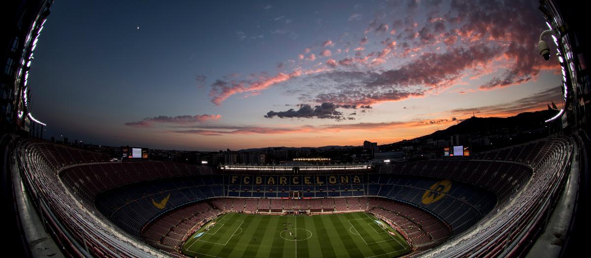 FC Barcelona vs Getafe y FC Barcelona vs Eibar -> 35% descuento