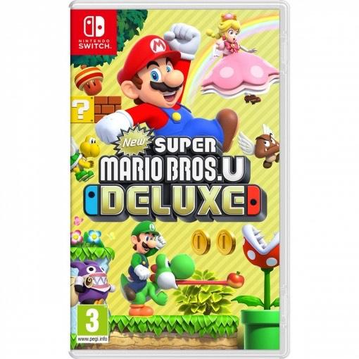 Súper Mario bros U deluxe