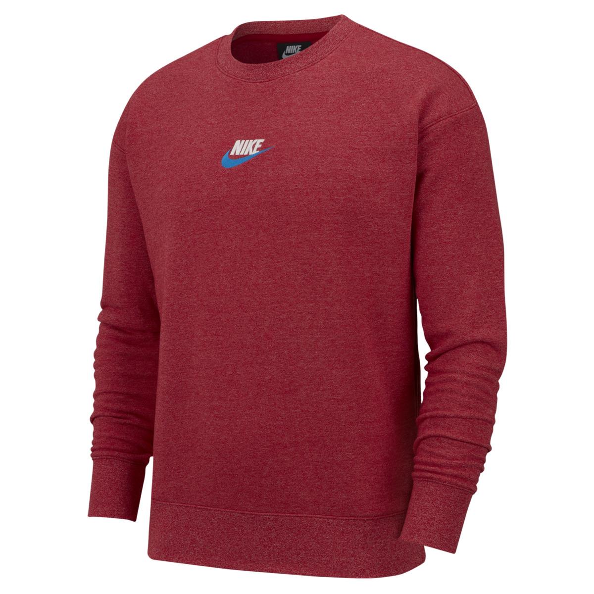 Sudadera de hombre Sportswear Heritage Fleece Nike