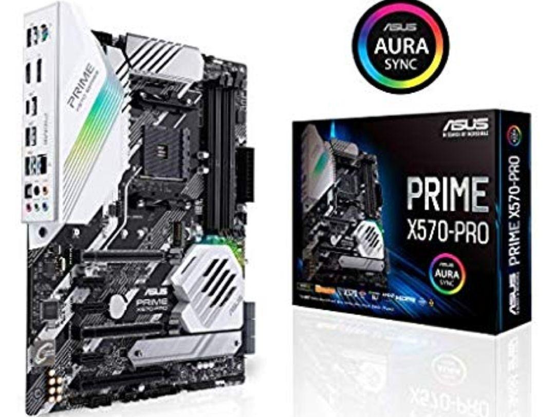 ASUS PRIME X570-PRO - Placa base ATX AMD AM4