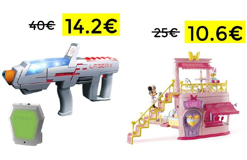 Preciazos en selección juguetes y juegos