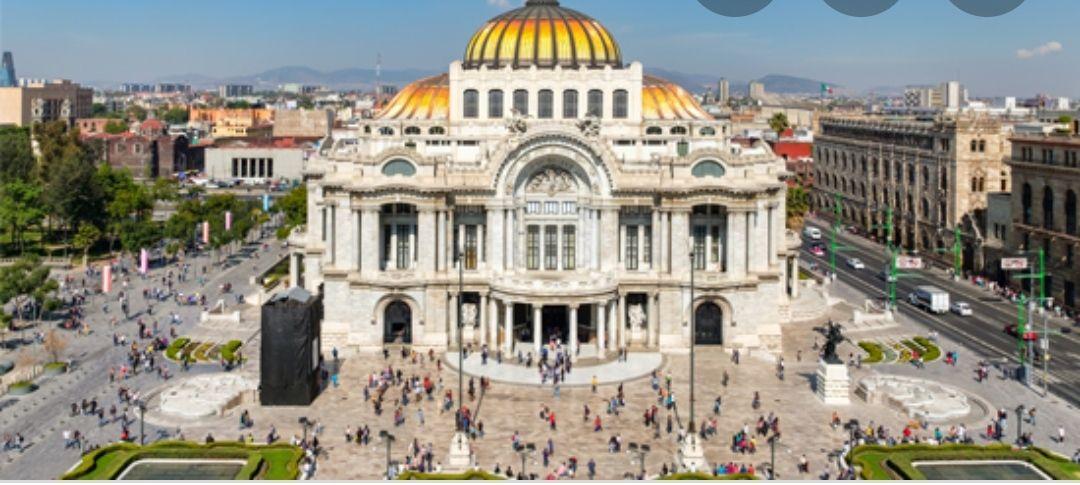 MéxicoDf 7 días hotel3*+ desayunos+vuelos+Maleta12kg (Madrid)