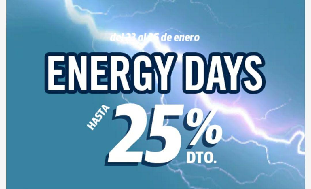 Energy Days -25% PhoneHouse