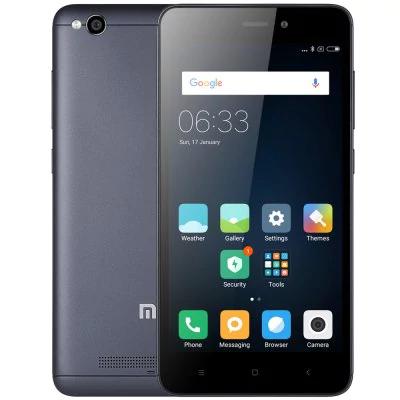 Xiaomi Redmi 4A Smartphone 4G Versión Internacional  -  Gris