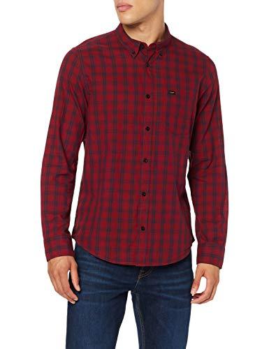 Lee Button Down Camisa para Hombre en 4 colores.