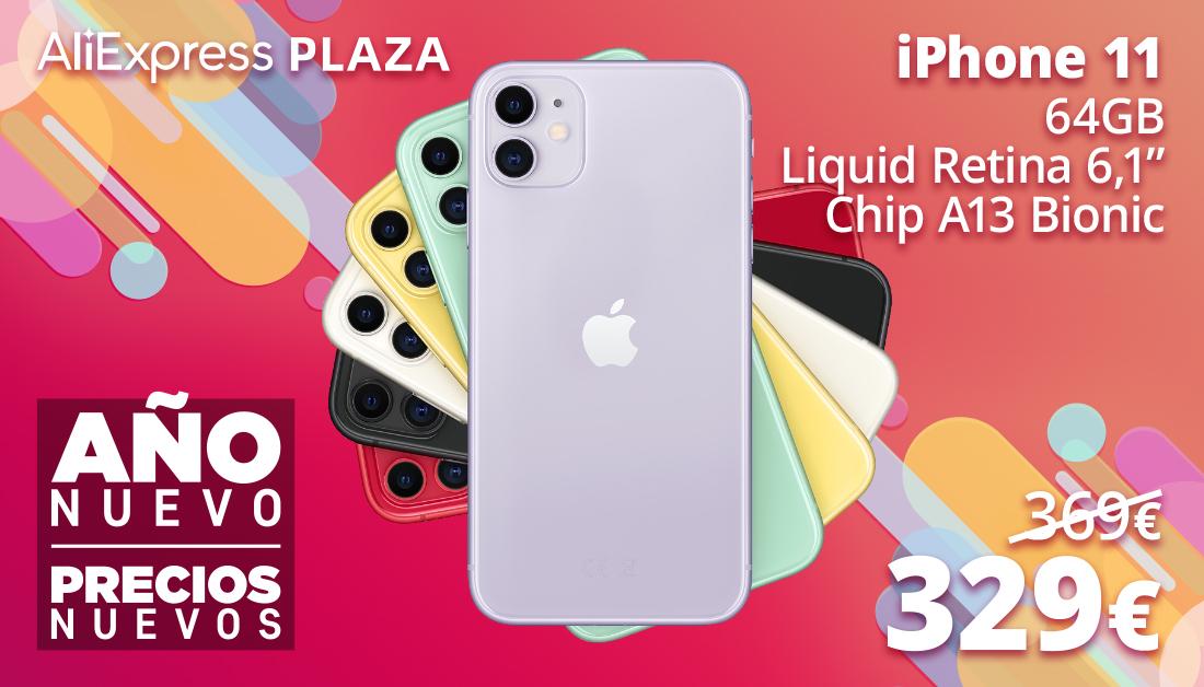 Apple Iphone 11 64 GB en tienda Aliexpress Plaza del Centre Comercial Finestrelles
