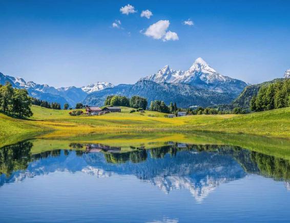 JUL/AGO Vuelos directos a Suiza desde 44€ ida y vuelta