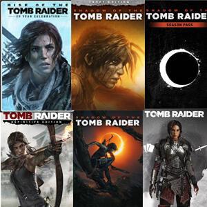 STEAM :: Saga Tomb Raider desde 97 céntimos (PC)