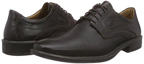 TALLA 42 - Jomos Street, Zapatos de Cordones Derby para Hombre