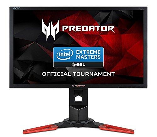 """Monitor Acer Predator 24"""" 180 Hz Cómo Nuevo Reacondicionado"""