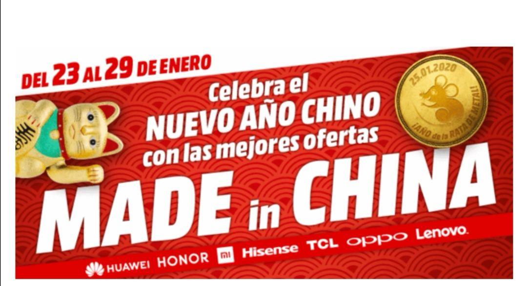 Semana made un china en Mediamarkt