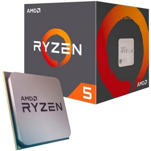 Ryzen 5 1600 Versión AF 3.6 Ghz (Relanzamiento igual de potente que 2600)