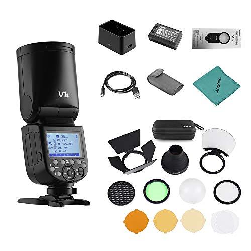 Godox V1S Flash Profesional para cámara Sony