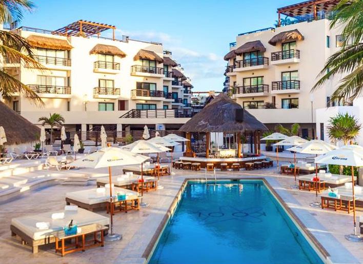 MAY/JUN Riviera Maya: 7 noches en hotel 4* + vuelos desde Madrid desde 558€ por persona