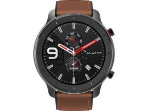 Smartwatch XIAOMI Amazfit GTR 42mm Negro