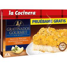 Gratinados Gourmet de La Cocinera compra gratis