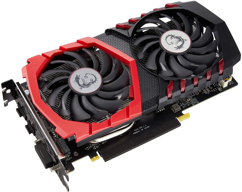 MSI GeForce GTX 1050 Ti Gaming X 4G (REACONDICIONADA)