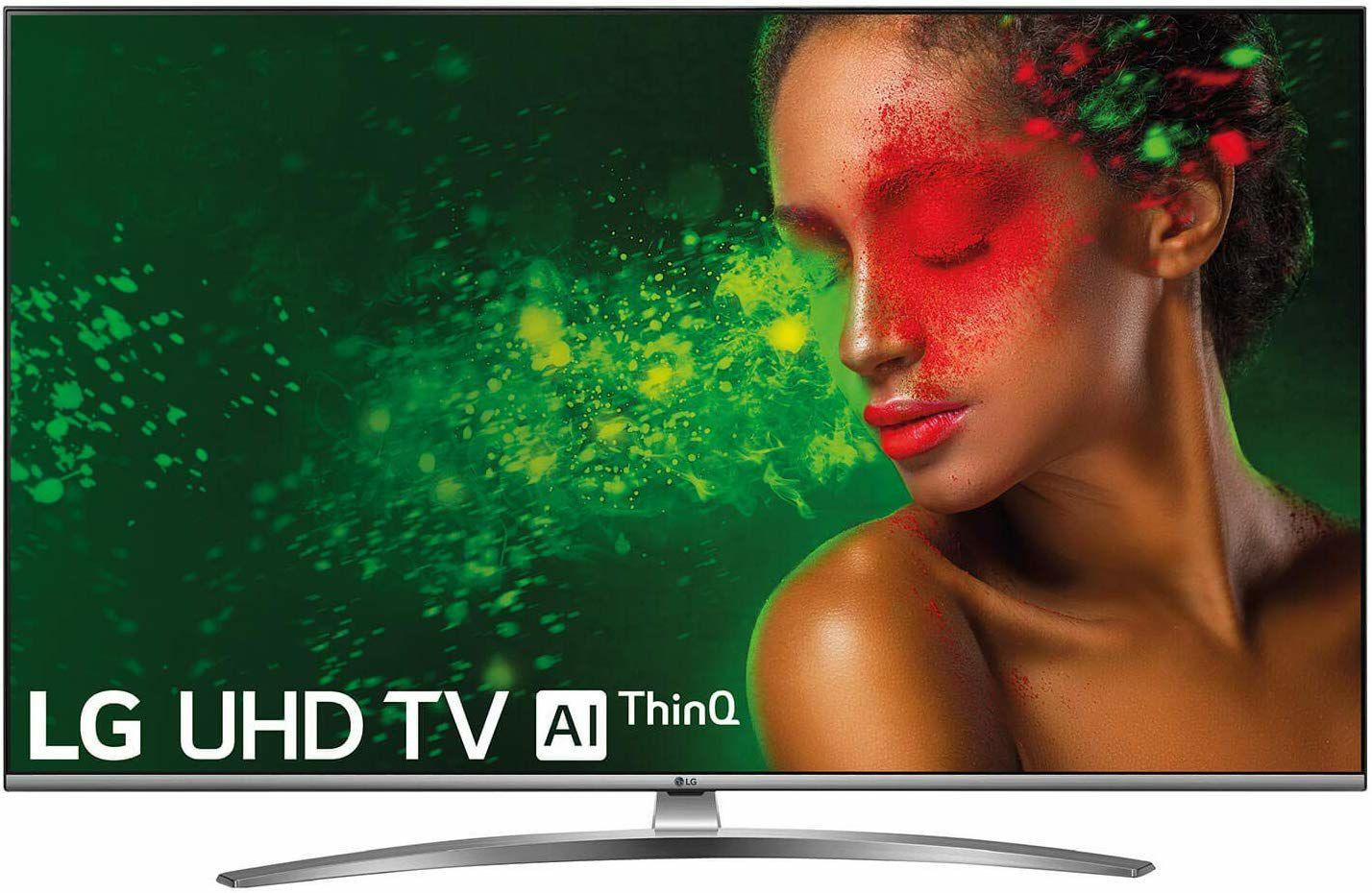Mínimo Histórico LG 55UM7610PLB Smart TV 4K UHD