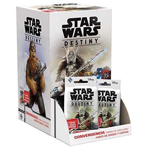 Fantasy Flight Games - Star Wars Destiny - Convergencia Expositor de Sobres