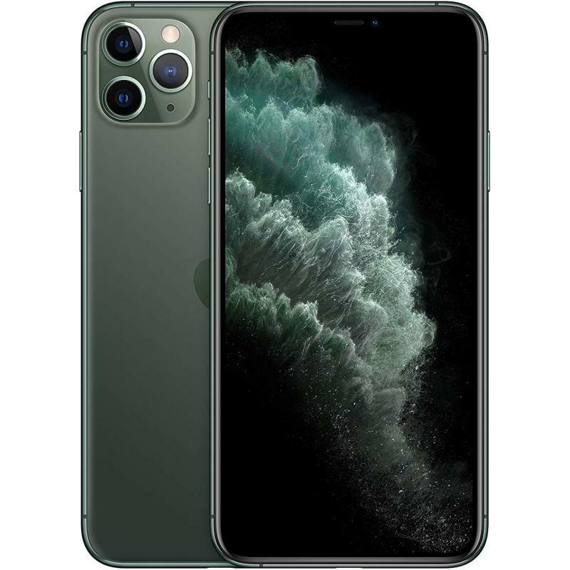 iPhone 11 pro Max - Verde - (256GB) (Amazon)
