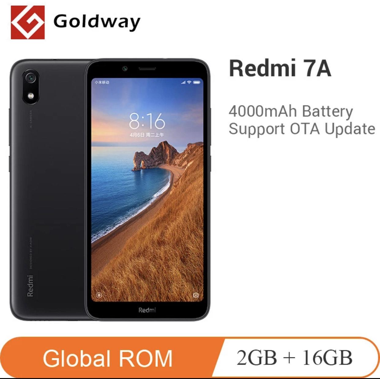 Global ROM Xiaomi Redmi 7A