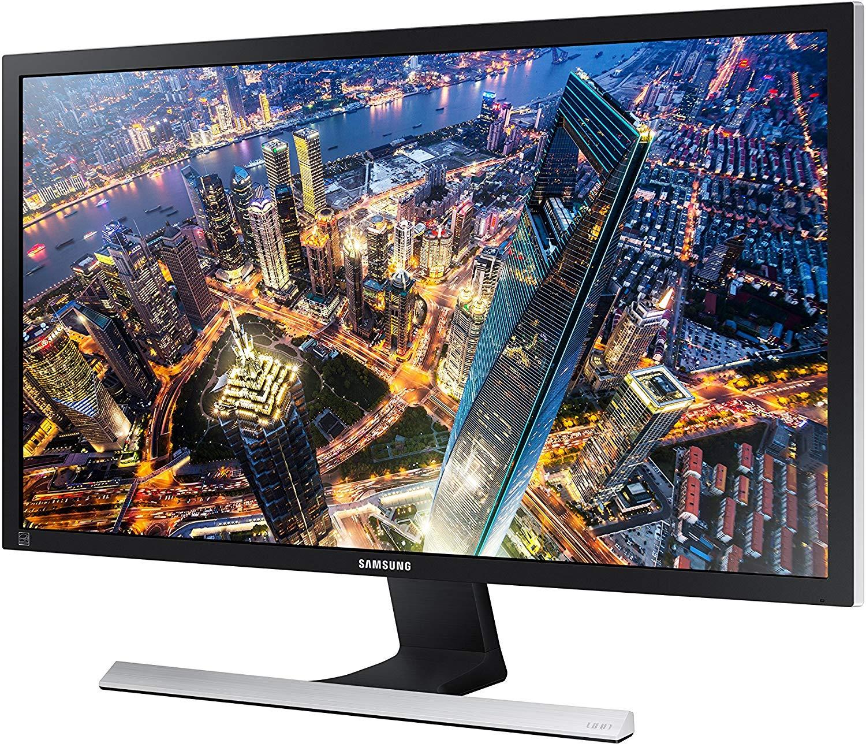 """Monitor Samsung 28"""" 4K Display Port,1ms,60Hz Reaco """"muy bueno"""" y """"como nuevo"""" Amazon"""