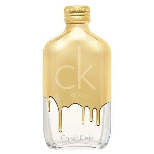 CALVIN KLEIN One Gold Edición Limitada y REGALO CK ONE EDT 20 ML VP POCKET