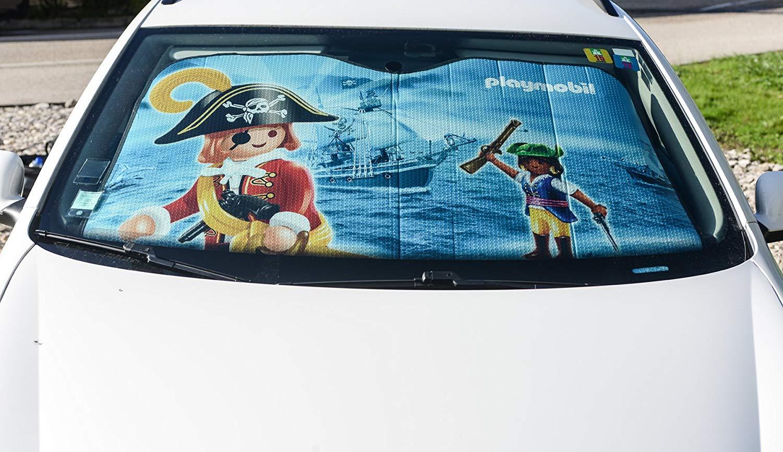 Parasol con temática PlayMobil (AlCampo)