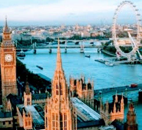 Londres (Gatwick): 4 días+vuelos.