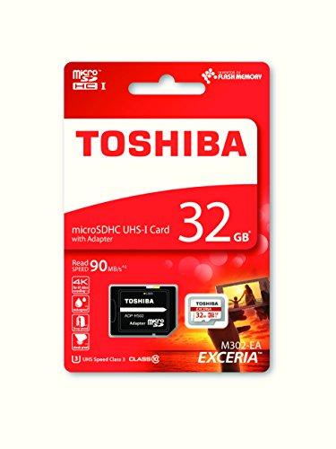 Tarjeta memoria Exceria M302-EA 32 GB