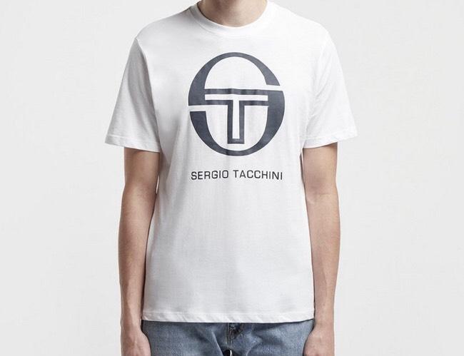 Sergio Tacchini Iberis Camiseta hombre S Y M