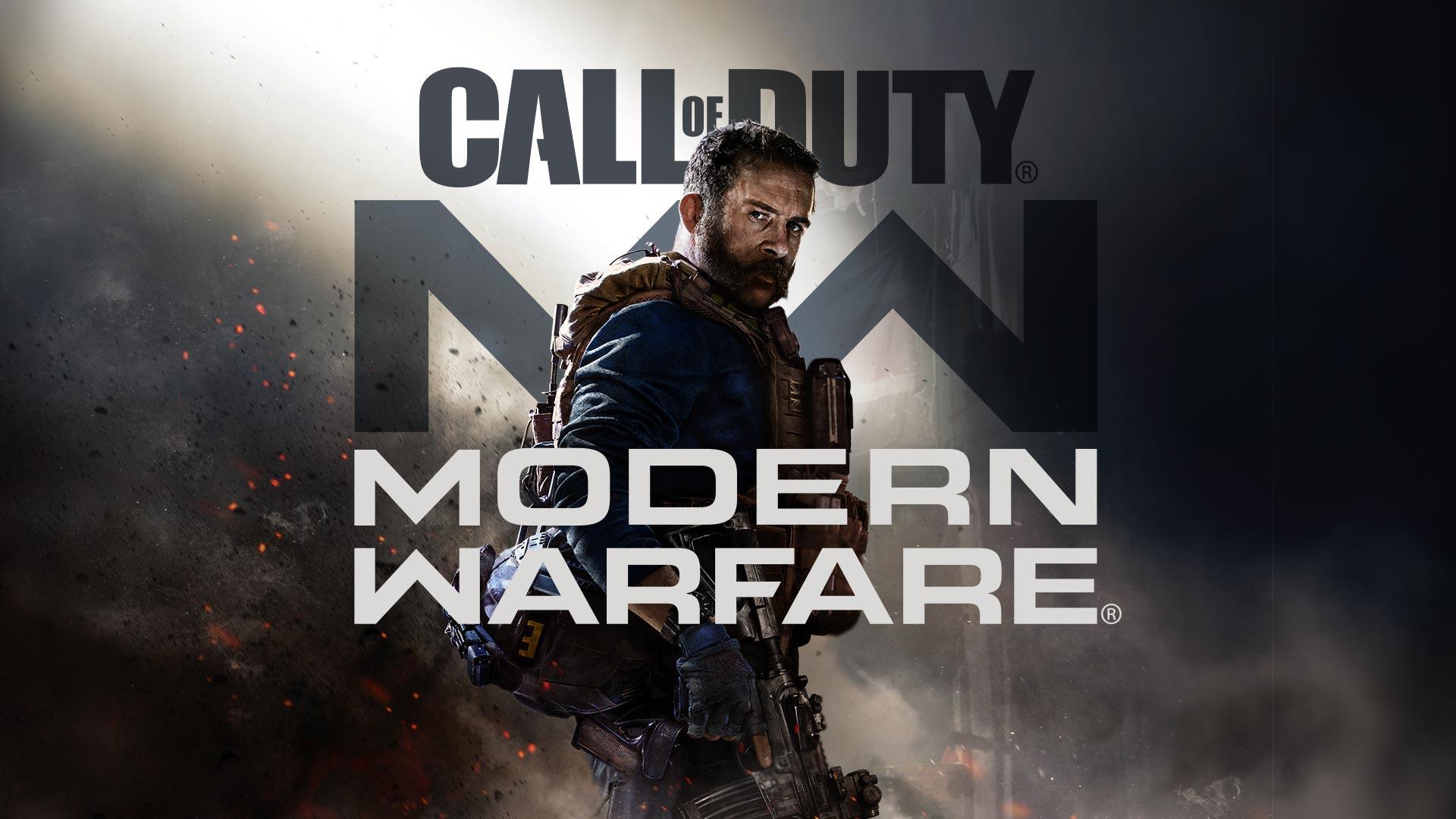 Call of duty Modern Warfare PC 2019 a menos de 40€