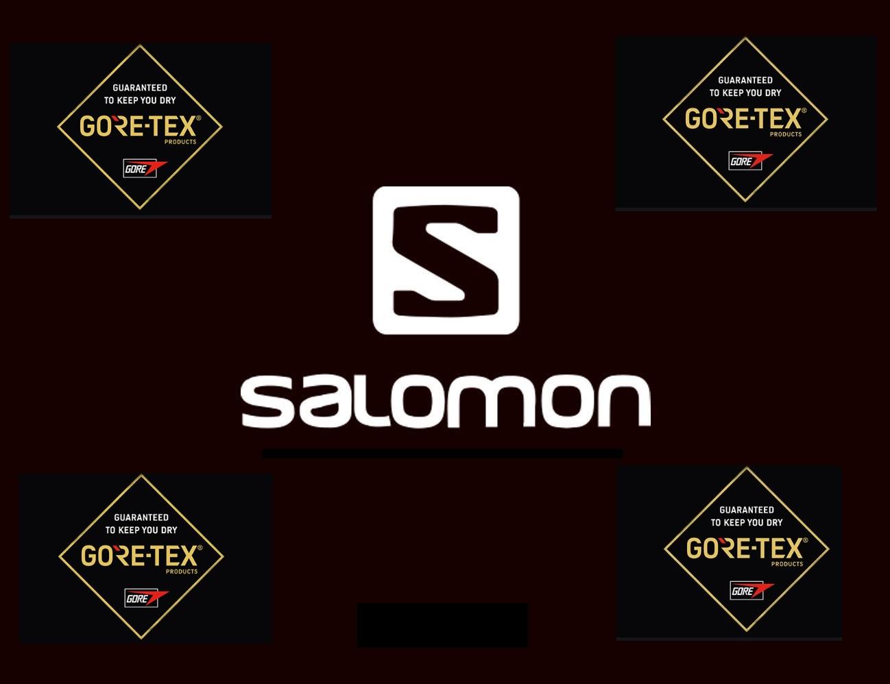 5 CHOLLO ZAPAS SALOMON CON GORE-TEX®