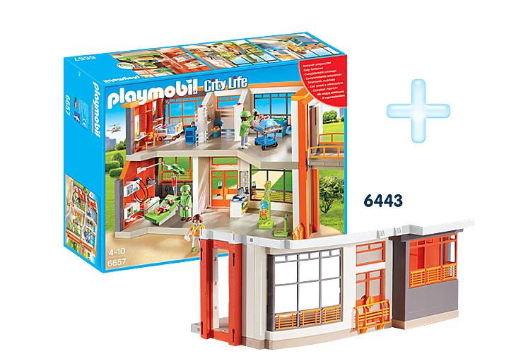 Playmobil. Packs promocionales con grandes descuentos
