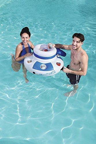 Nevera hinchable flotante :O
