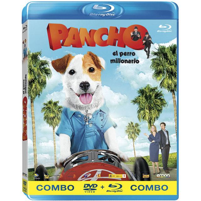 Valentín: El perro millonario de Vicenta(Blu-Ray)