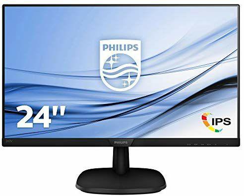 "Monitor de 24"" Full HD IPS"