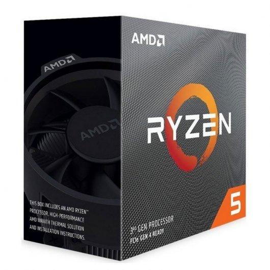 AMD Ryzen 5 3600X 3.8GHz BOX + 1 juego a elegir + Game pass Pc