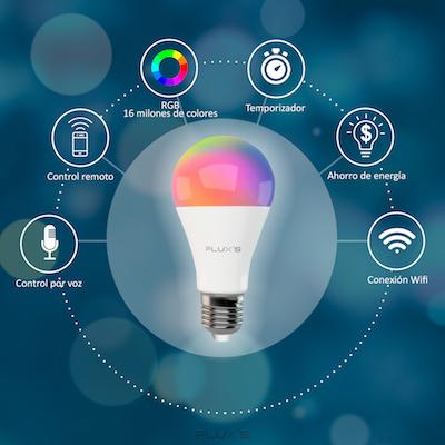 Packs bombillas inteligentes / enchufe inteligente