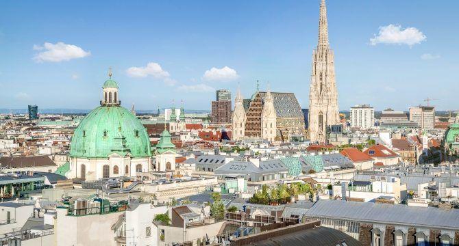 Vuelos a Viena en mayo desde Madrid por 30€ i /v, desde Barcelona por 46€ i/v