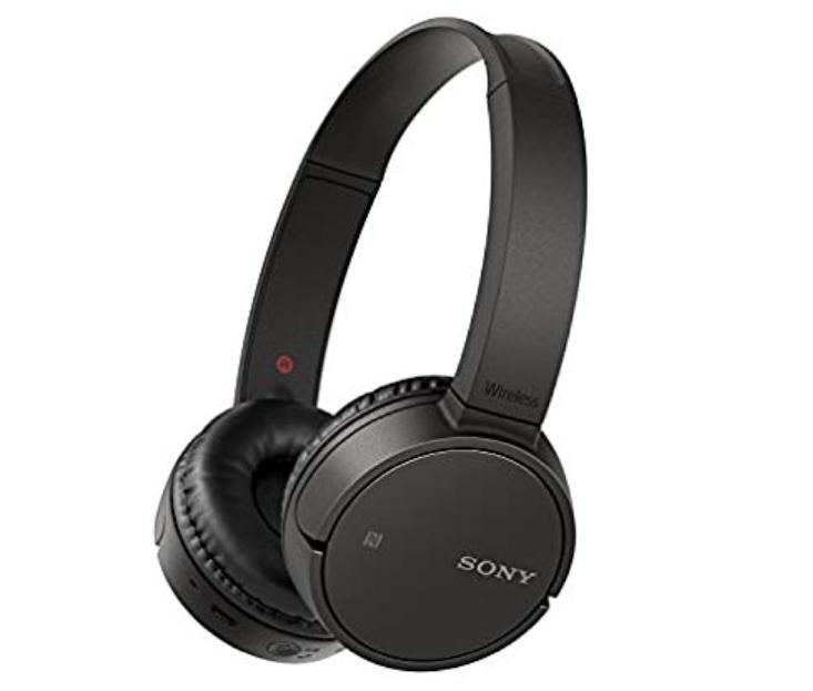 Auriculares inalámbricos Sony BT y NFC (Reacondicionado - Como nuevo)