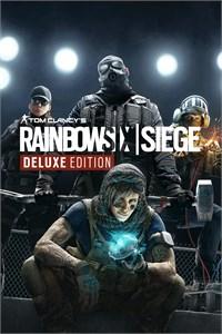 Tom Clancy's Rainbow Six Siege Deluxe Edition para Xbox One.